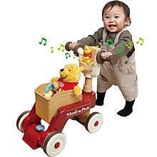 Disney Baby Winnie the Pooh Walker Learning Training Car ( 2 ways )