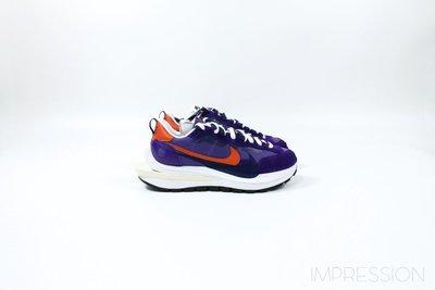 【IMPRESSION】Nike x sacai VaporWaffle Dark Iris DD1875 500 現貨