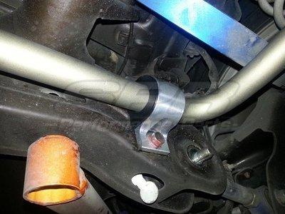 +OMG車坊+SPR 三菱 Fortis / Outlander 2WD 專用22mm 後下鋁合金防傾桿~完工價6500