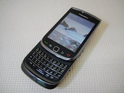 ☆立得3C館☆ BlackBerry Torch 9800 黑莓機 公司貨 BL91