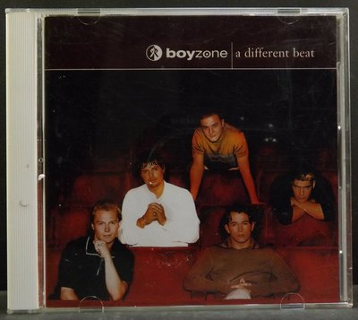 CD boyzone-a different beat~10DK15C05~