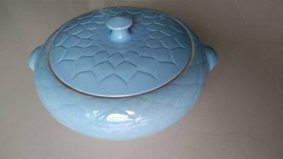 早期收藏陶瓷 金門陶瓷器鍋 茶倉 汽鍋 較大型.可使用.可收藏