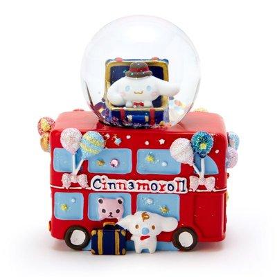 全新 日本直購 Tokyo Sanrio 肉桂狗 Cinnamoroll X'MAS 水晶球 8CM 正品 預購(可旺角門市取貨)預購貨品請先入數