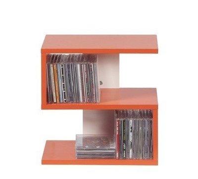 免運創意桌面書架置物架CD光盤架電腦桌上收納幼兒園兒童小書架