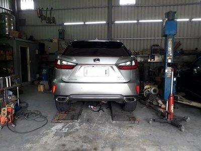 [排氣管 工匠] Lexus RX300渦輪 RX350(2019) 原廠排氣管內部結構改良 (全台獨家專利研究)