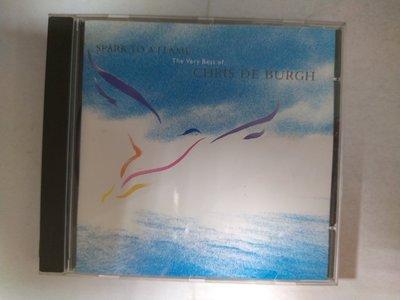 昀嫣音樂(CD75)  SPARK TO A FLAME The Very Best of CHRIS DE BURGH