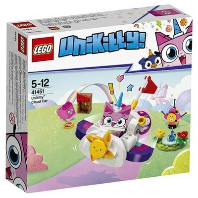 土爹玩具 2018 LEGO 41451樂高積木 Unikitty 獨角獸系列 Cloud Car