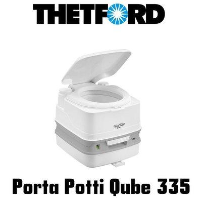 【山野賣客】荷蘭 THETFORD Porta Potti P335行動馬桶10/10L 沖水功能 家庭看護戶外露營