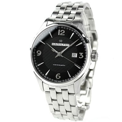 HAMILTON H32755131 漢米爾頓 手錶 機械錶 44mm VIEWMATIC 日期顯示 鋼錶帶 男錶女錶