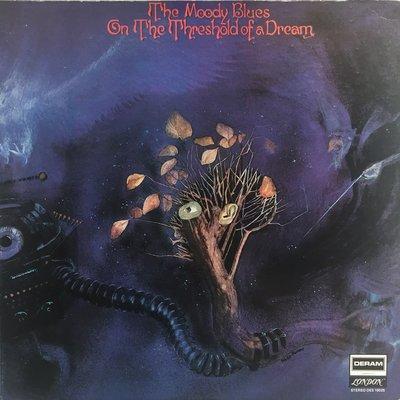 前衛搖滾名盤 The Moody Blues – On The Threshold Of A Dream