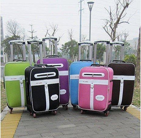【優上精品】福隆拉桿箱萬向輪20寸22寸24寸小行李箱旅行箱密碼拖箱dels(Z-P3239)
