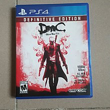 Ps4 dmc devil may cry魔物獵人$168可議