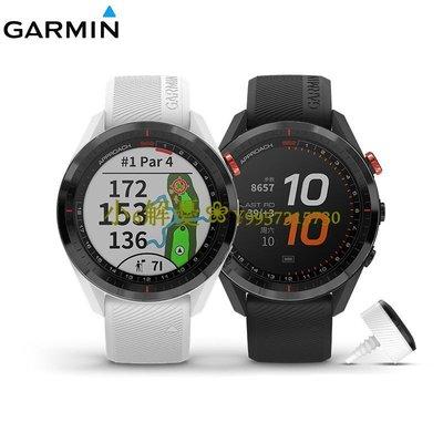 小6解憂❀佳明Garmin Approach S62高爾夫心率血氧儀GPS運動智能手表腕表