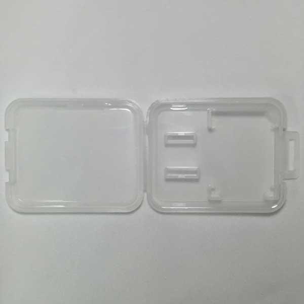 含稅 2入記憶卡 收納盒 保存盒 SD/microSD 各一片 可裝 kingston sandisk 創見 SONY