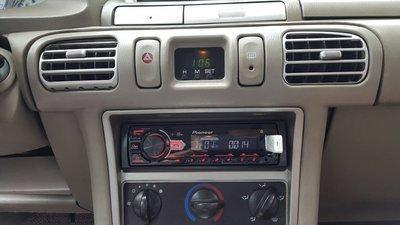 俗很大~先鋒 Pioneer MVH-295BT 廣播/USB/AUX/ 無碟藍芽主機 50Wx4 (MARCH實裝)