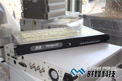 【阡鋒科技 專業二手儀器】SCA omega 25