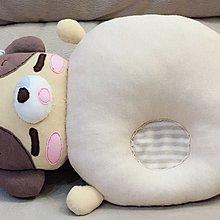人手縫可愛bb狗枕頭嬰兒枕頭BB用品