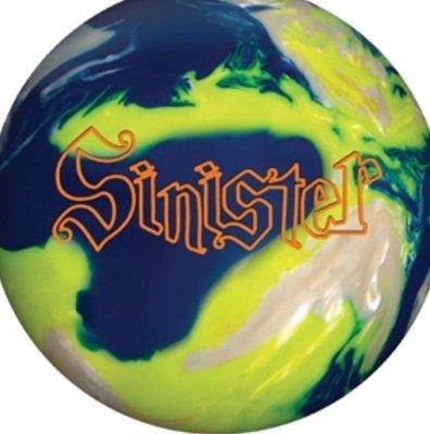 美國進口保齡球Roto 品牌Sinister 曲球玩家喜愛的品牌15磅