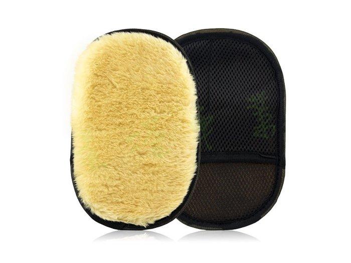 平價款 洗車手套 高CP值 取代洗車海棉的新選擇 洗車海綿 羊毛洗車手套 洗車DIY 羊毛手套