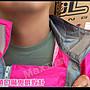 Max工作室~一件式 雨衣【Joahi W-027系列:桃紅/灰】兩側 側開 前開式/連身式 超商取貨付款OK^^