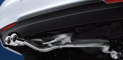 BMW M Performance Diesel Exhaust 柴油 排氣管 F30 F31 Lci 320d B47