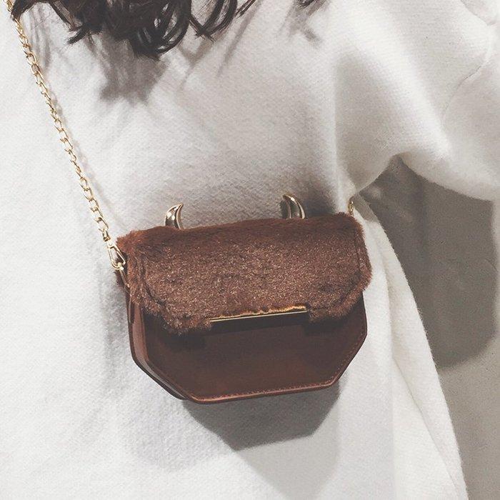 XINXIN女包復古小包包女韓版 時尚新款 日韓系列 迷人包 女生包新款秋季女包港風時尚鏈條小方包ins斜挎小方包
