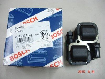 【SFF雙B賣場】BENZ W210/E240/E280/E320/M112 BOSCH製 考耳/點火線圈