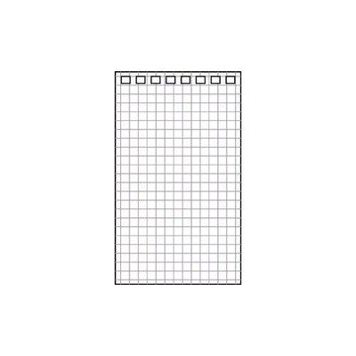 【優力文具】 LIHIT LAB. A7方孔專用補充內頁紙(方眼N-1660S)一包40入