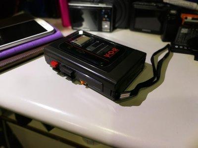 拾荒者 古早 日製 新力 SONY V-O-R TCM-15V 錄音 隨身聽