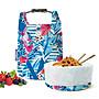 現貨 ? 香港代購 Rolleat 西班牙 環保食物袋 環保袋 食物袋 叢林 格子灰 格子藍 香港 湯麵袋 防水