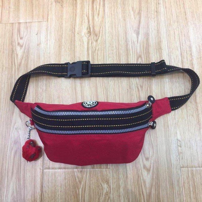 凱莉代購 kipling & UO聯名復古系列美式風格 腰包胸包AC8269/K01896 圖色預購