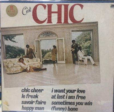合友唱片 面交 自取 CHIC C'est Chic 迪斯可經典 Le Freak 1978 黑膠唱片 LP