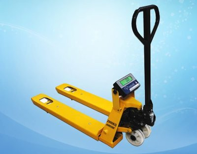 【星龍】JLM油壓叉車秤 - 托板車秤 - 電子秤 - 地磅、2噸、1kg實體店面保固一年免運費