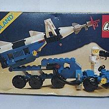 全新罕有絕版- Lego 6881 Legoland Classic Space - Lunar Rocket Launcher - 樂高經典太空系列
