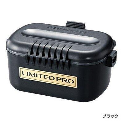 【NINA釣具】SHIMANO CS-032N 南極蝦盒/餌盒/蟲盒 黑色