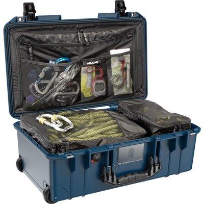 【環球攝錄影】Pelican 1535TRVL Air Travel Case 派力肯輕量化旅行箱 藍色