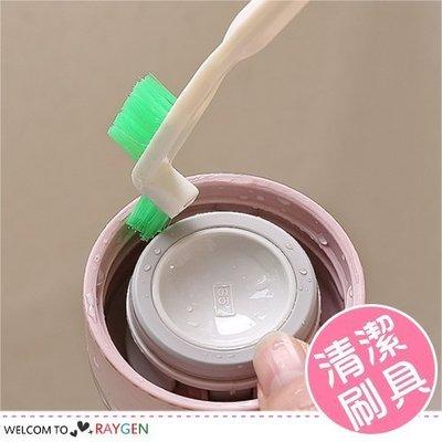 八號倉庫 保溫瓶蓋杯蓋水壺嘴細口隙縫刷 清潔刷 3入/組【1D020M628】