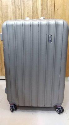二手 Rowana 29吋 鋁框式 ABS 材質硬殼 行李箱 (四輪)