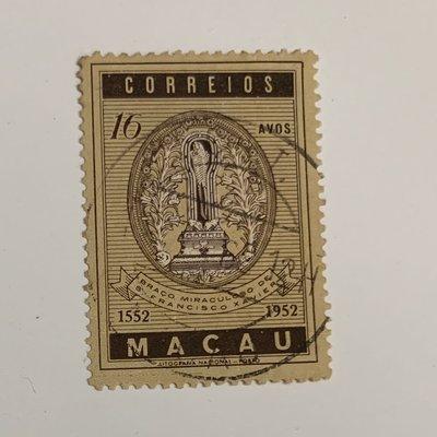 澳門郵票 Statues(16)
