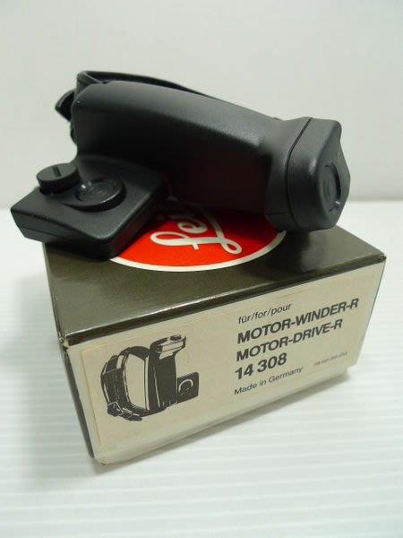 【品光攝影】徠卡 萊卡 Leica Motor-Winder-R 電動捲片馬達 捲片器 德國製 #16841