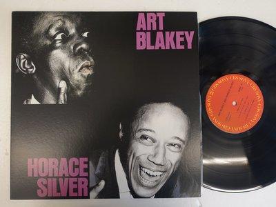 【柯南唱片】art blakey horace silver (霍瑞斯席佛)>>日版LP