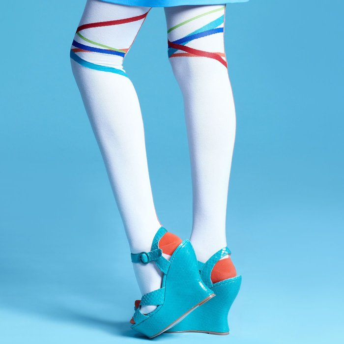 【現貨出清】小店主的購物小店:香港DA-SEIN 長版襪 香港設計 台灣製造