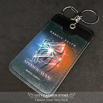 MARVEL 復仇者聯盟 蜘蛛人 返校日 名片夾 短夾 信用卡夾 卡包 證件套 證件夾 鑰匙圈 悠遊卡套
