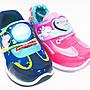 正版佩佩豬亮亮球鞋鞋- 藍色/ 粉色零碼出清...