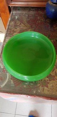 早期玻璃水仙盤