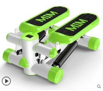 踏步機 家用免安裝登山機多功能腳踏機健身器材CY