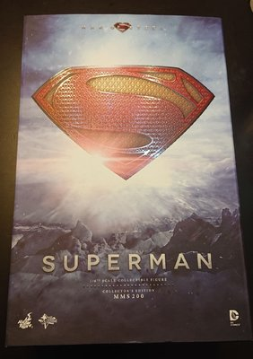 Hottoys mms200 superman 超人