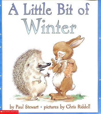 英文童書繪讀本 A Little Bit of Winter 《Scholastic 》