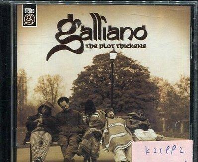 *真音樂* GALLIANO THE PLOT TBICKENS 二手 K21992