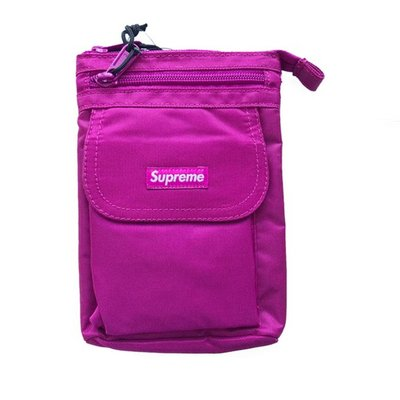 【QUEST】SUPREME 47TH SHOULDER BAG 小包  肩包 2019FW  FW19B11